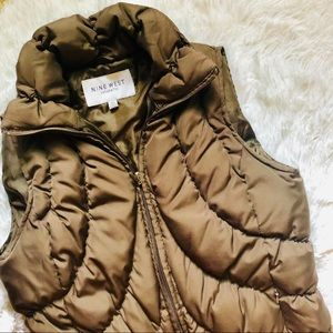 NINE WEST • Separates Women's Puffer Vest • Small